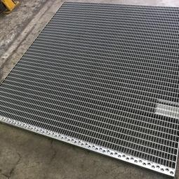 Rošt zinkovaný + NH - MetalProdukt.sk