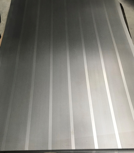 Dierovaný plech 1250x1720 polia 8x - MetalProdukt.sk